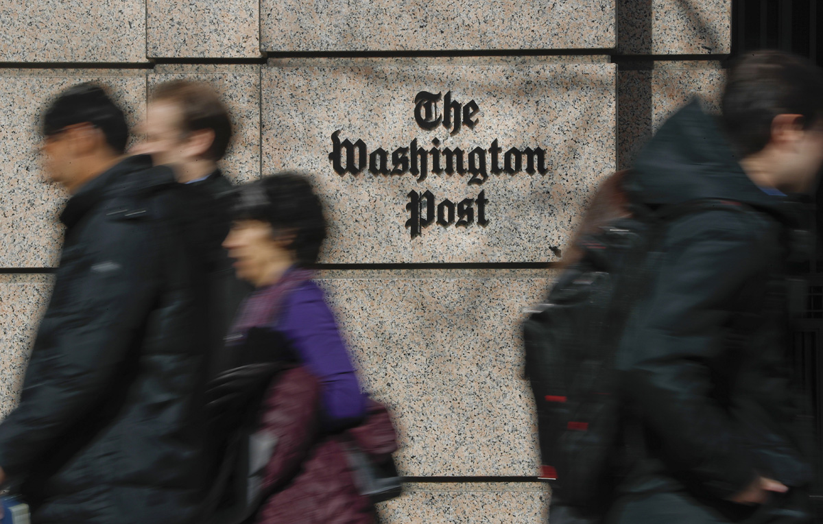 Washington Post hit with backlash for suspending reporter over Kobe Bryant tweet