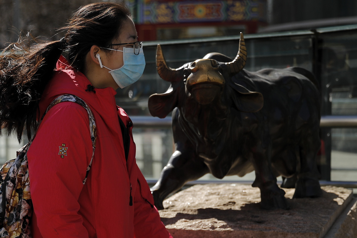 Dow Jones CRASH: Trading halted as stock market crashes in coronavirus panic