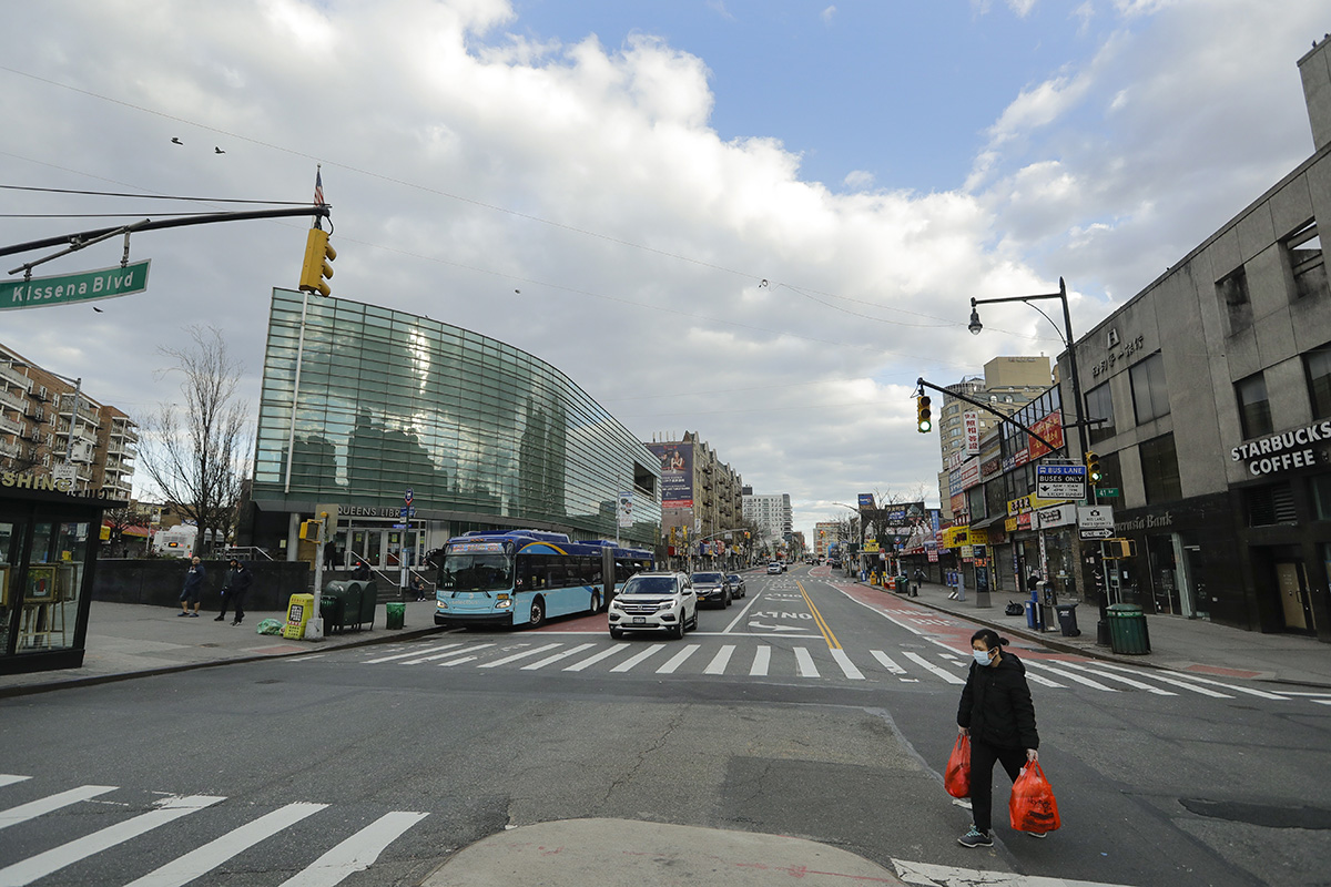 Poorer New York City Neighborhoods Hit Hardest by COVID-19