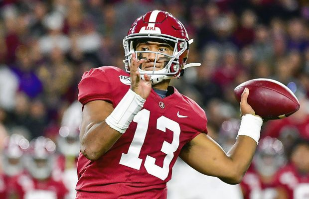 Dolphins decide to gamble on QB Tagovailoa's durability ...