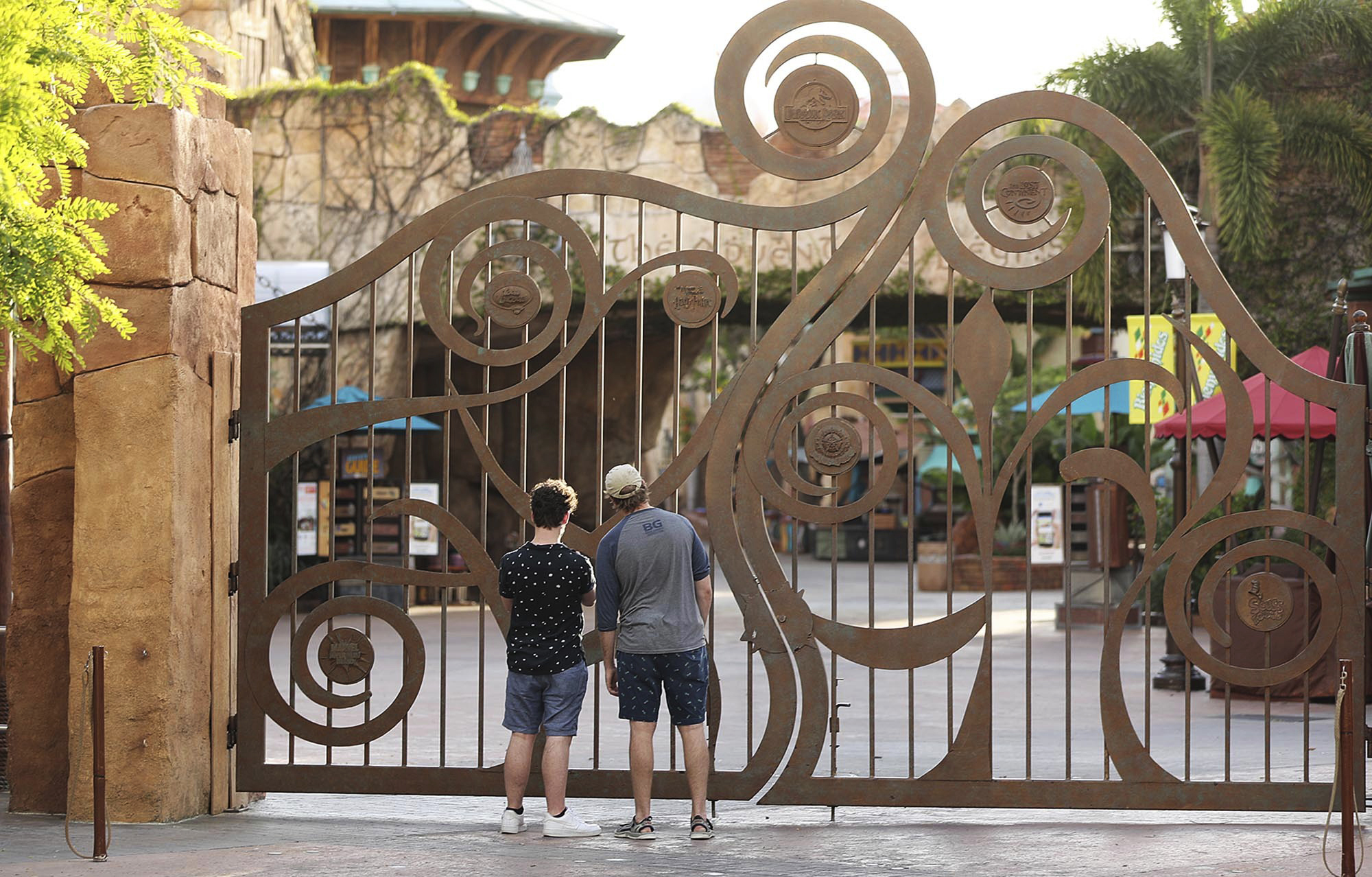 Disney, SeaWorld announce plans for Florida parks to...