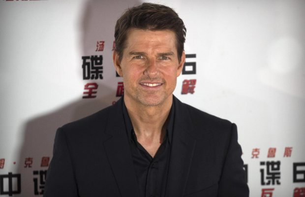 NASA chief all in for Tom Cruise to...