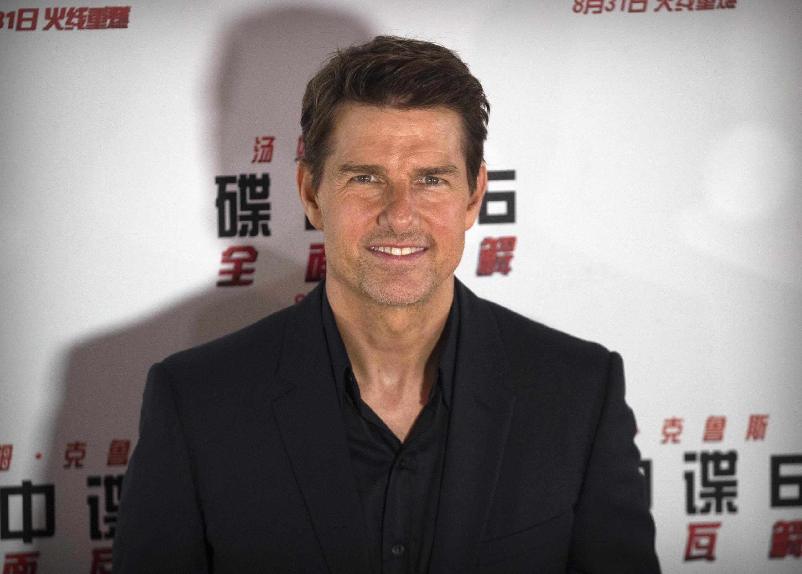Tom Cruise's movie shot in space takes huge step forward