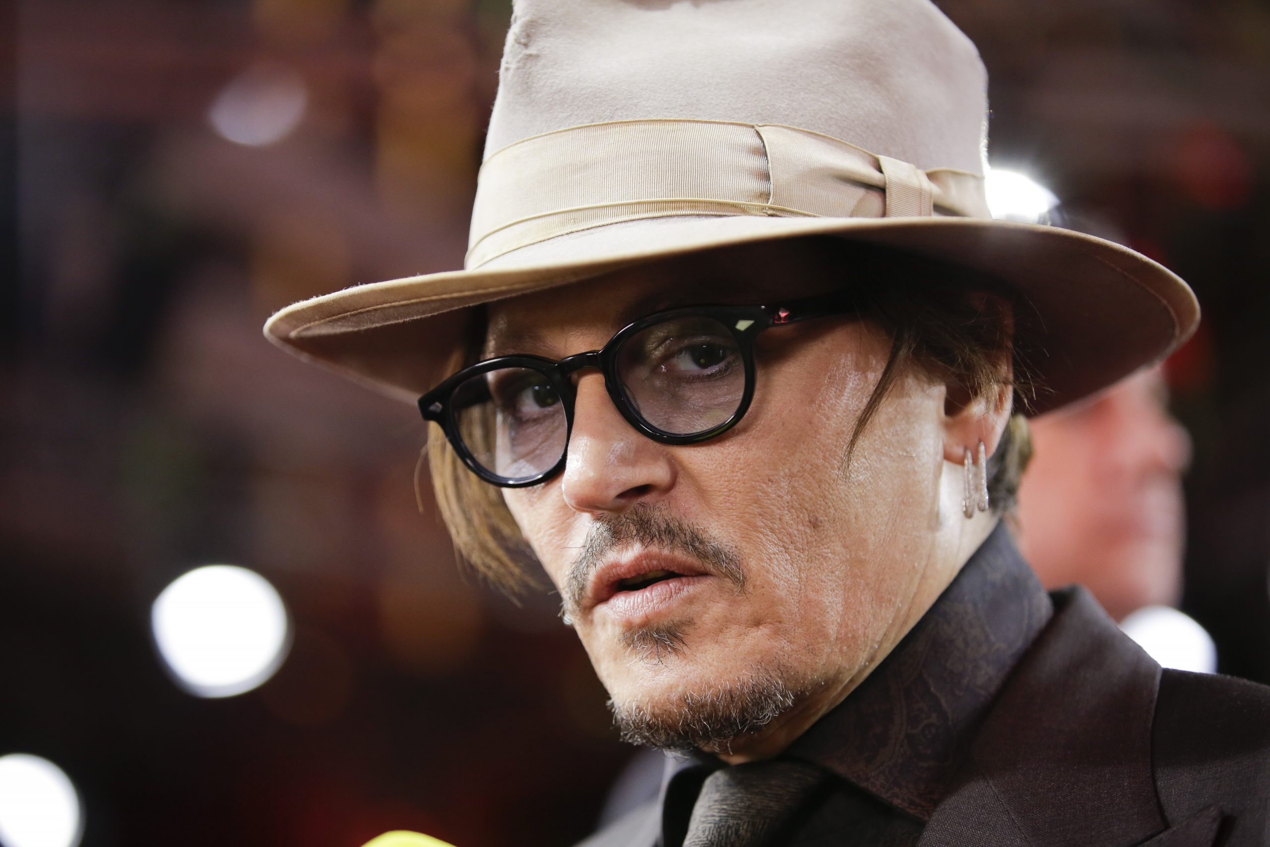 Johnny Depp Reportedly Asked For Drugs Days Before Amber Heard's Alleged Assault