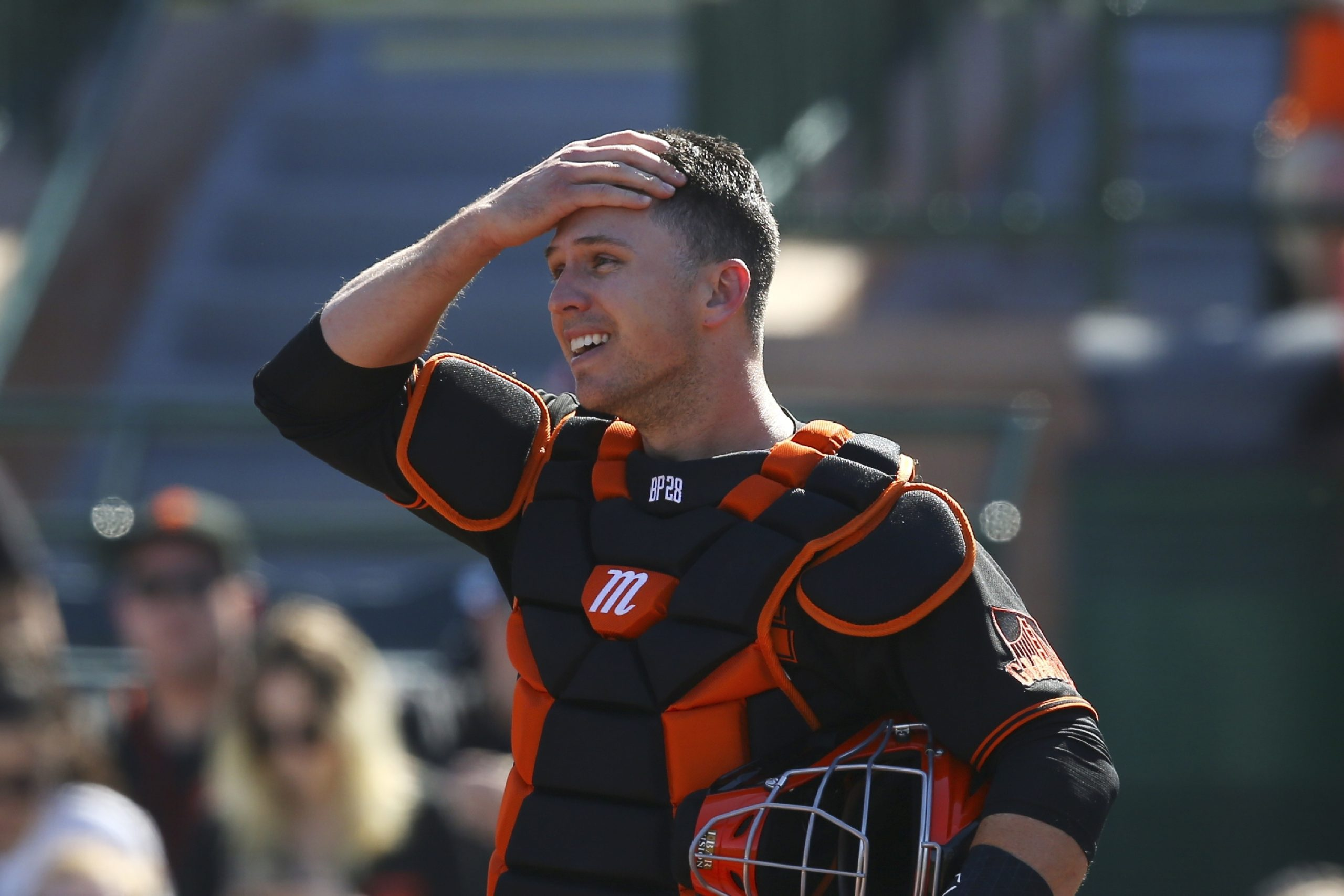 San Francisco Giants star Buster Posey opts out of 2020 season
